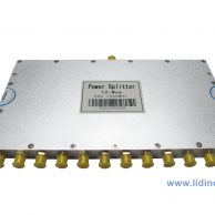 Power divider 900-1500MHZ, 12 way