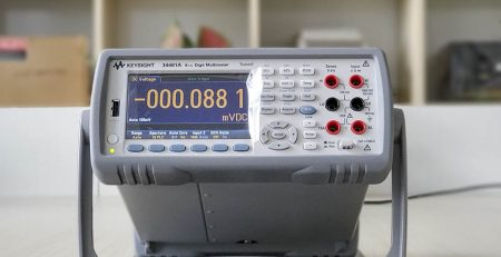 Đồng hồ vạn năng để bàn Keysight 34461A - 1