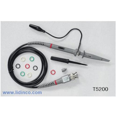 Que đo (Probe) Oscilloscope T5200, 200MHz, 10:1