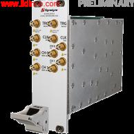 Vector Signal Analysis VSG-H3753F, 6GHz, 200MHz, 2 CH