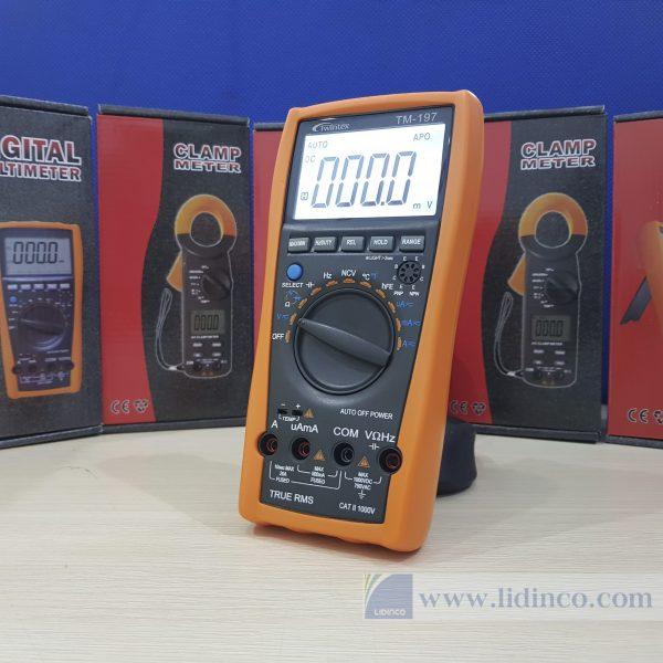 Đồng hồ vạn năng Twintex TM197 Đài Loan