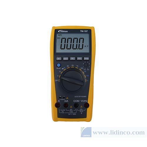 Đồng hồ vạn năng số Twintex TM197 Đài Loan