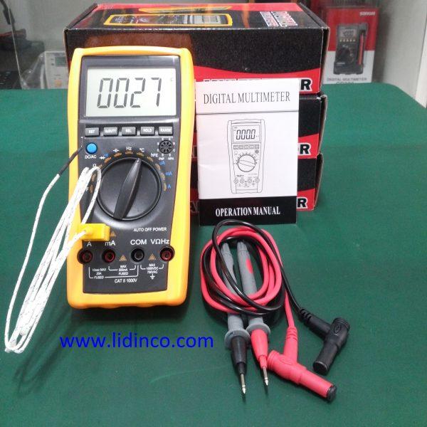 Đồng hồ đo điện đa năng TM197
