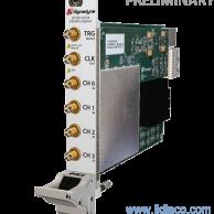 Module digitizing DIG-H3354, 5 GS/s, 10 Bits, 4 Ch