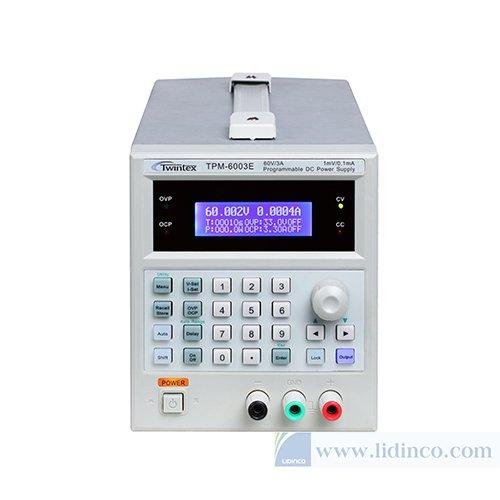 Nguồn một chiều (DC) Twintex TPM3010E – Taiwan, 30V/10A