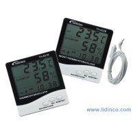 Đồng hồ đo thông số môi trường Twintex TH 602B