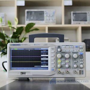 máy hiện sóng Siglent SDS1052DL 2 kênh 50 MHz