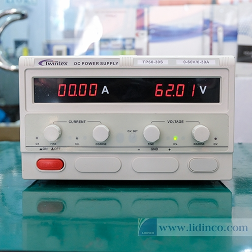 Máy cấp nguồn TP60-30S 60V 30A