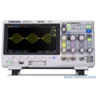 Máy hiện sóng, Oscilloscope Siglent SDS1102X, 100Mhz, 2 CH