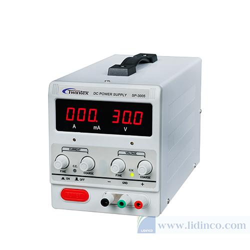 Máy cấp nguồn đa năng Twintex SP3010, 30V/10A