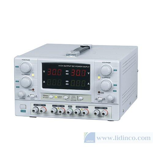 Máy cấp nguồn đa năng 4 ngõ ra Twintex TP4305
