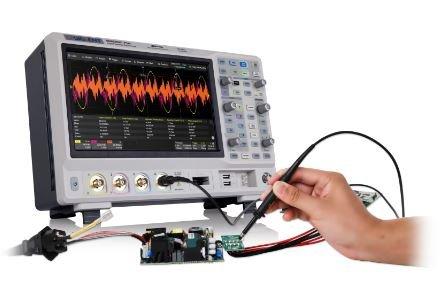 Hướng dẫn sử dụng oscilloscope, máy hiện sóng