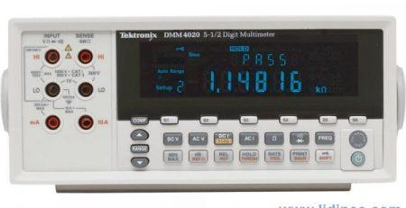 Đồng hồ vạn năng để bàn Tektronix DMM4020
