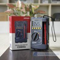 Đồng hồ đo điện vạn năng Sanwa CD800