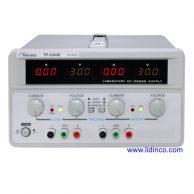Nguồn một chiều (DC) Twintex TP 2305E, 02 ngõ ra, 30V/5A