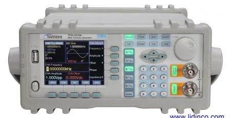 Máy phát xung, hàm Twintex TFG3510A, 10MHz, 02 kênh