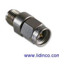 RF Attenuator 20dB, 6GHz, 50Ω, SMA Plug to Socket Radiall R411820124