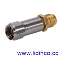 Bộ suy hao, attenuator Huber&Suhner 50GHz, 0.5W, 3-30dB, 50 Ohm, PC2.4 M to F