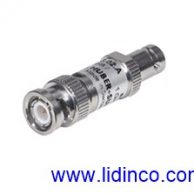 Bộ suy hao, attenuator Huber&Suhner, 6903.02 1Wat, 1GHz, 3-20dB, 75 Ohm, BNC M to F
