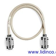 Shielded X2 GPIB Cable, NI- 763061-01 and 763061-02