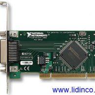 Card chuyển đổi dữ liệu PCI-GPIB, 778032-01