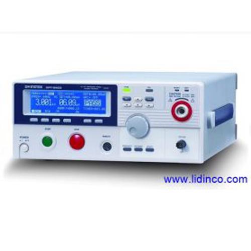 Kiểm tra an toàn điện, Safety Tester, Hi-Pot Tester Gwinstek GPT 9803