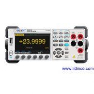 Đồng hồ vạn năng để bàn Siglent SDM3055
