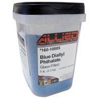BLUE DIALLYL PHTHALATE POWDERS Allied High Tech 160-10005,160-10006,160-10010,160-10011 1