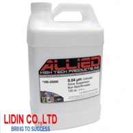 COLLOIDAL SILICA SUSPENSION, NON-STICK FORMULA Allied Hight Tech 180-25015, 180-25010, 180-25000