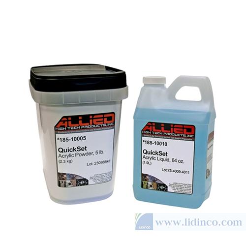 Chất đúc mẫu nguội hệ Acrylic QuickSet