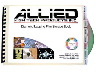 DIAMOND LAPPING FILM STORAGE Allied Hight Tech 50-30000