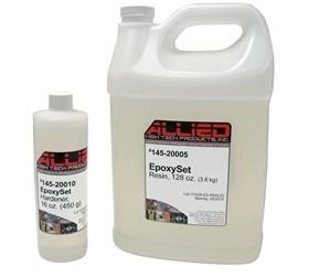 EpoxySet – Chất làm đông cứng mẫu Allied Hight Tech 145-20000,145-20015,145-20005,145-20020,145-20010 1