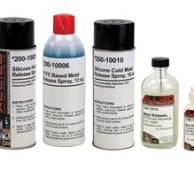 MOLD RELEASES Allied High Tech 200-10005, 200-10006, 200-10010, 200-10015, 200-10100