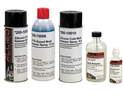 MOLD RELEASES Allied High Tech 200-10005,200-10006,200-10010,200-10015,200-10100