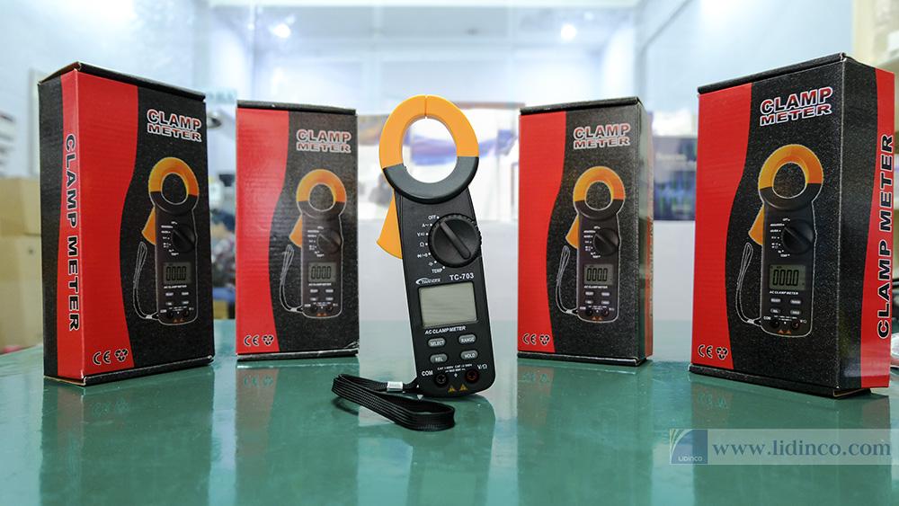 Đồng hồ đo Ampe Twintex Đài Loan TC703