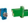 Hybrid adaptors Huber & Suhner 1
