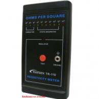 Thiết bị đo điện trở Twintex TR-110