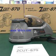Máy cắt băng keo tự động Yaesu ZCUT-870 2