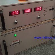 Nguồn xoay chiều (AC) 3 pha, 0~135VAC/ 50A, Behlman