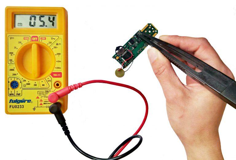 Nhíp Đo SMD Multimeter Colibri