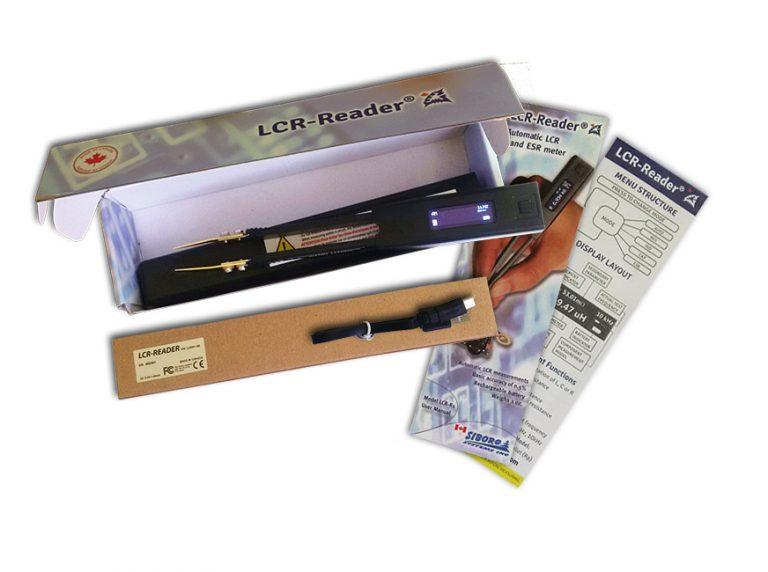 LCR-Reader – | LIDINCO | Thiết Bị Đo Lường Kiểm Tra Điện Tử Viễn