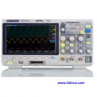 Máy hiện sóng, Oscilloscope Siglent SDS1202X+