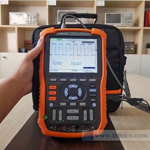 Máy hiện sóng cầm tay cách ly Siglent SHS1102X – 1