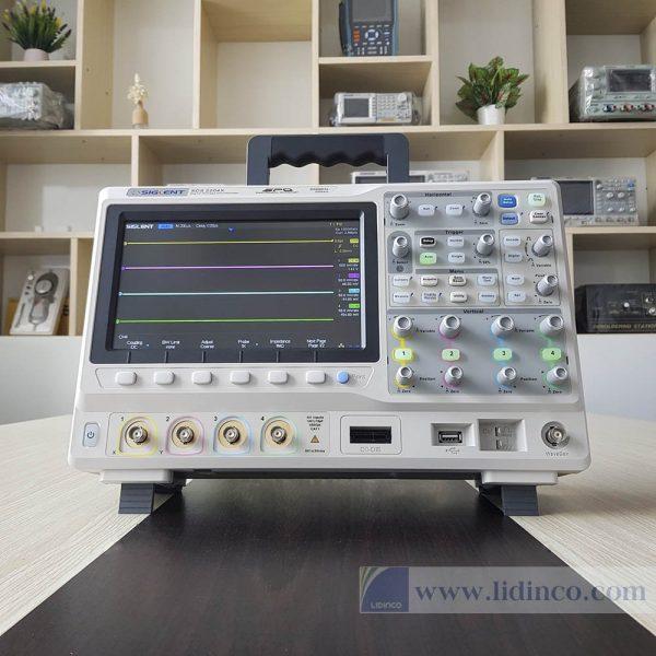 Máy hiện sóng Siglent SDS2204X 200MHz