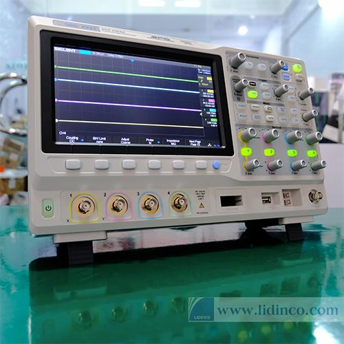 Máy hiện sóng Siglent SDS2304X 300Mhz 4 kênh