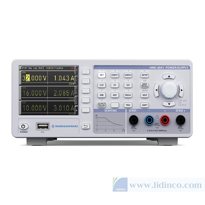 Bộ nguồn một chiều lập trình Rohde & Schwarz HMC8041-G