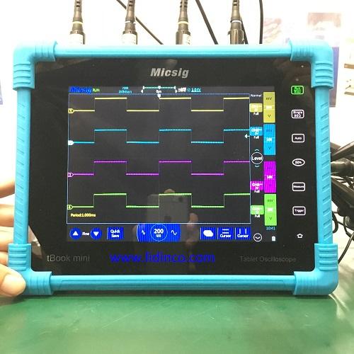 Máy oscilloscope 100Mhz 4 kênh