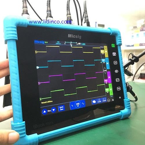 Máy hiện sóng cảm ứng micsig TO1104 100MHz 4 kênh