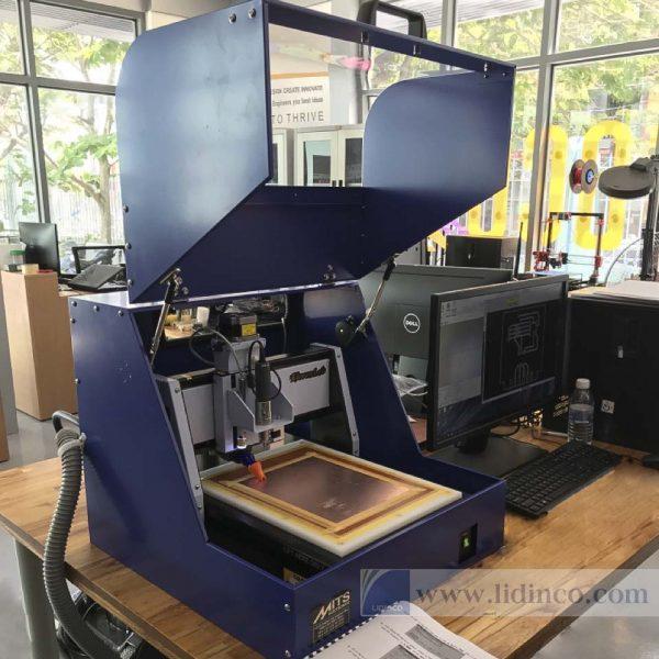 Máy khoan cắt bo mạch MITS Eleven Lab – 2
