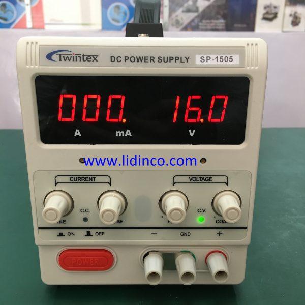 Nguồn một chiều (DC) Twintex SP1505 1